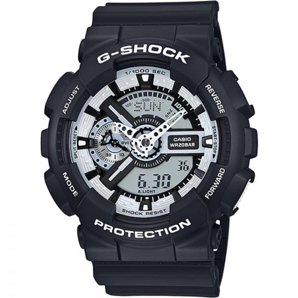 GA 110BW-1A Casio hodinky
