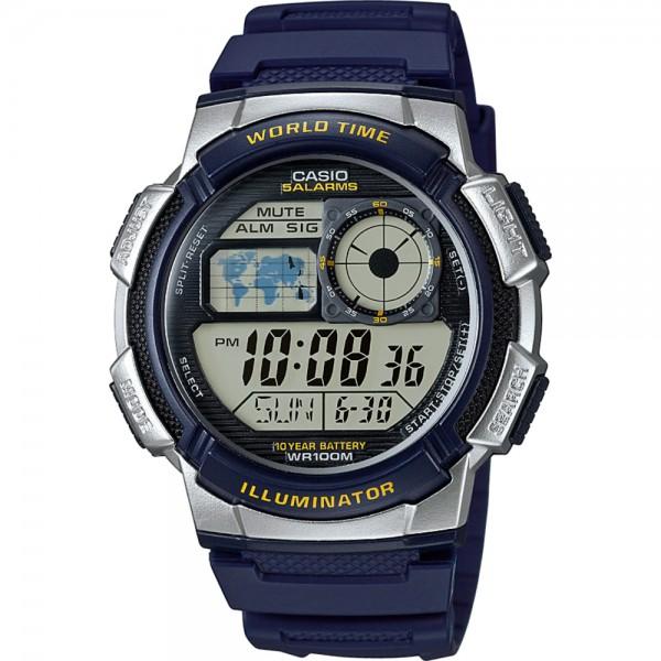 AE 1000W-2A Casio hodinky