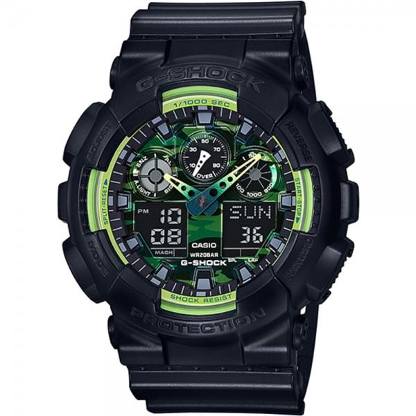 GA 100LY-1A Casio hodinky