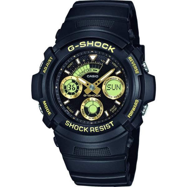 CASIO AW 591GBX-1A9