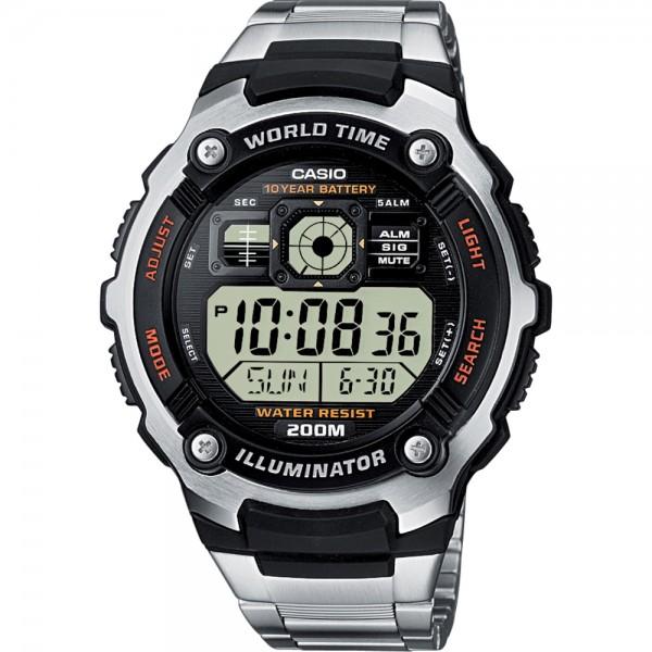 AE 2000WD-1A CASIO hodinky