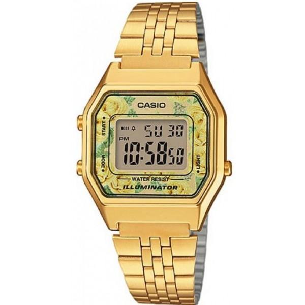 Dámske hodinky_Casio LA680WEGA-9CEF_Dom hodín MAX