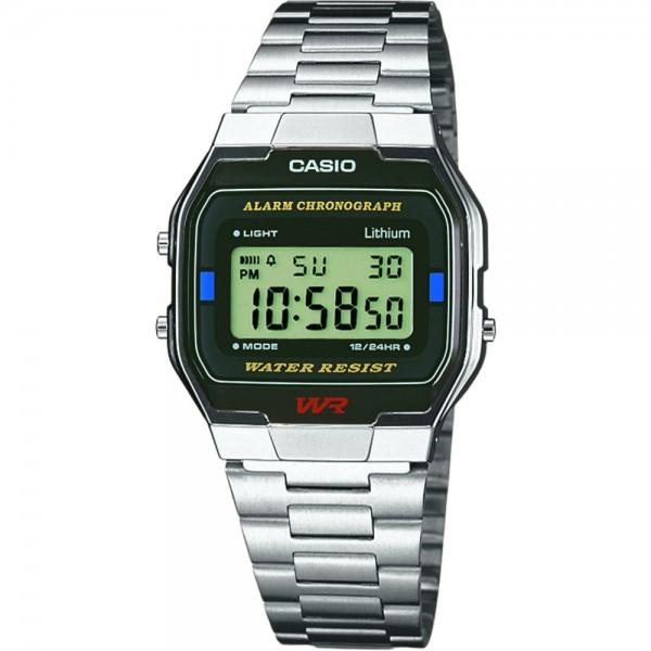 Pánske hodinky_Casio A163WA-1QES_Dom hodín MAX